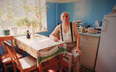 Mikhail Yefinovich Krivosheyev, born in Belarus in 1913, survived as a German prisoner of war
