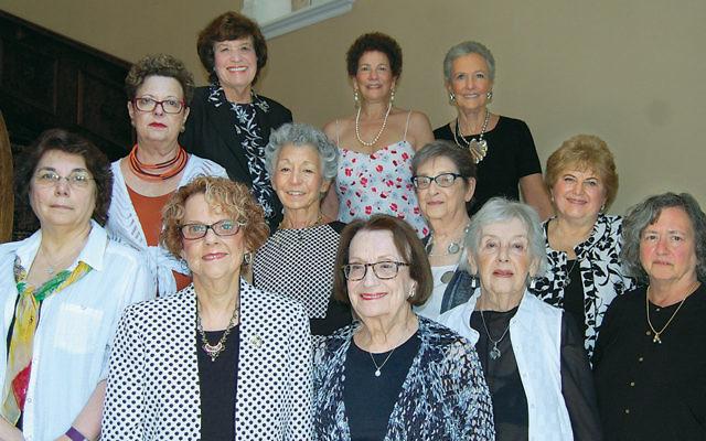 National Council of Jewish Women Bergen County Section's executive committee (Photos courtesy NCJW)