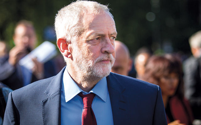 Labour Party leader Jeremy Corbyn in London after the United Kingdom voted to leave the European Union on June 24. (Rob Stothard/Getty Images)