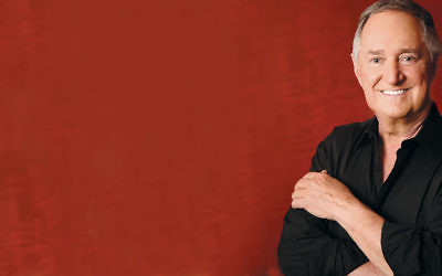 Neil Sedaka has written more than 700 songs in his long and varied career as a performer.
