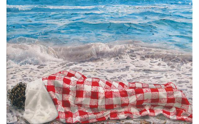 Beach Sleeper by Win Zibeon. (Courtesy JCCOTP)