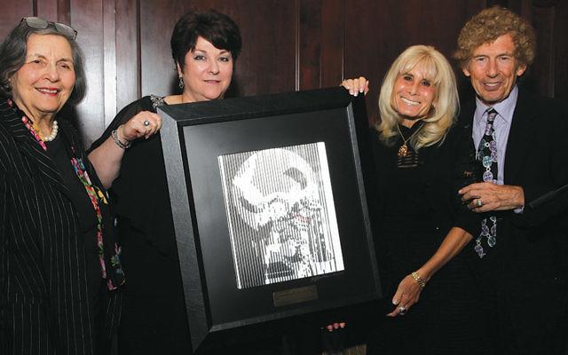 Ruth Cole, Elayne Kalina, and Susan and Dr. Deane Penn (Photos by Joseph Savetsky of Triple S Studios)