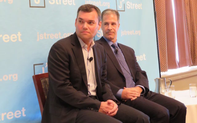 Speaking earlier at a J Street session, journalist Peter Beinart, who has written extensively about the drift away from Israel among millennials, said Jewish leaders needed to retool.