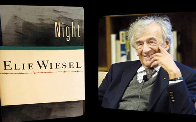 how is wiesel?s memoir effective in addressing the horrors of the holocaust? check all that apply.