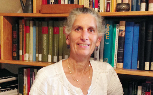 Dr. Ilana Sasson of Teaneck learned to love her parents' native Arabic as she pursued her linguistic studies.