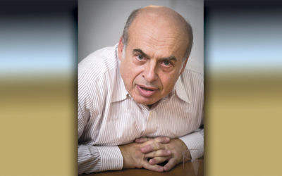 Natan Sharansky (Flash90)