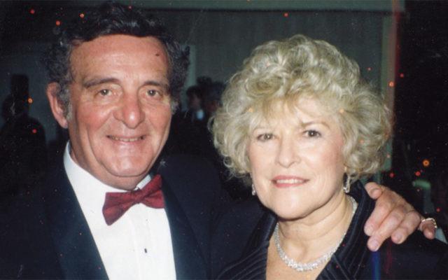 Milton and Shirley Gralla in 1991.
