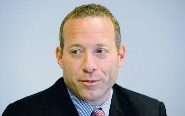 Josh Gottheimer, a Democrat, will be the new Congressional representative for New Jersey's Fifth District.
