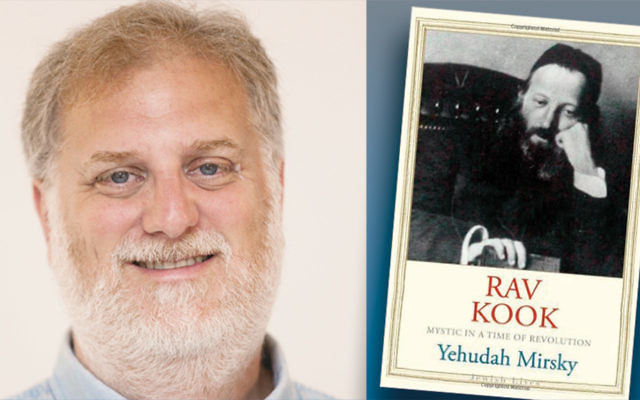 Yehudah Mirsky probes the philosophy of Rabbi Abraham Isaac Kook in his award-winning biography.