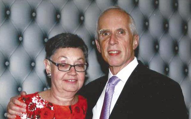 Roz and Ira Friedman (Courtesy Lamdeinu)