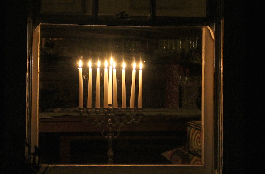Why I Light My Menorah In The Window U2014 And You Should, Too