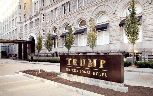 The Trump International Hotel in Washington, D.C. (Chip Somodevilla/Getty Images)