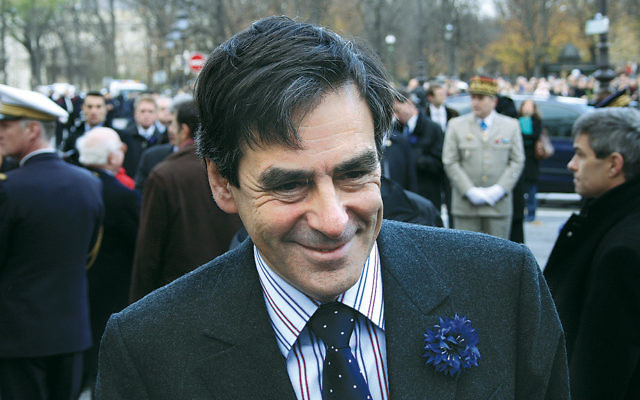 Francois Fillon, in a 2008 photo, is the front-runner to become French president in next year's elections. (Wikimedia Commons)