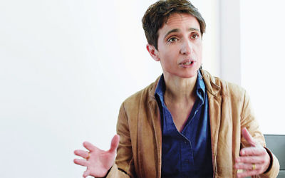 Masha Gessen knows the feeling of being uprooted (twice) from her country.