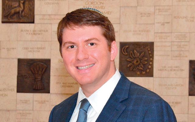 Rabbi Daniel Fridman (Michael Laves)