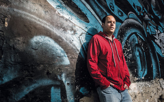 "Lavie Tidhar has written imaginative and crackling old-school science fiction in ""Central Station."" (Photograph by Kevin Nixon © Future Publishing 2013)"