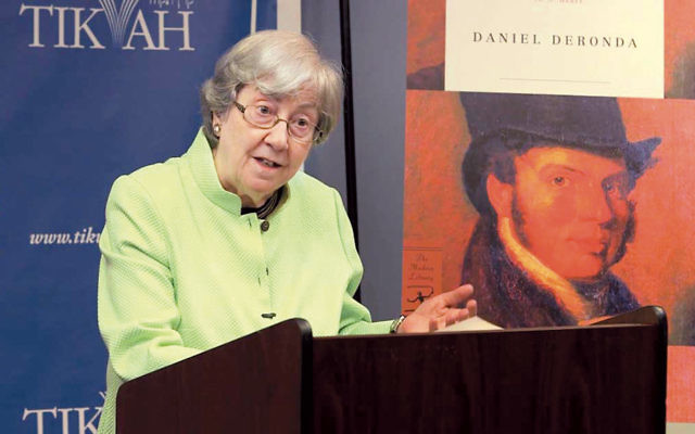 "Dr. Ruth Wisse will discuss ""Are American Jews Their Own Worst Enemies?"" during a talk at Congregation Rinat Yisrael in Teaneck."