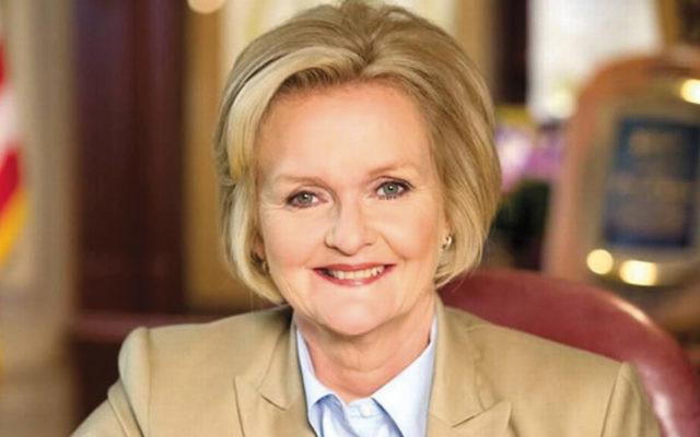 Senator Claire McCaskill (Courtesy Norpac)