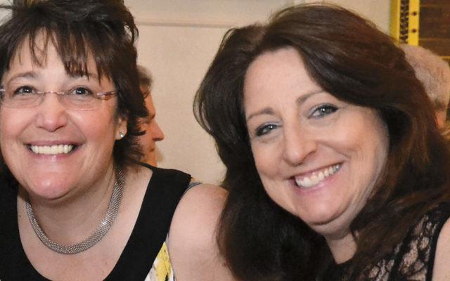 Lori Rabin and Lisa Seiffer