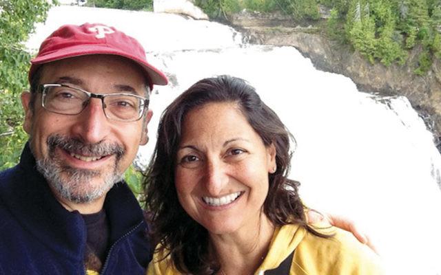 Drs. Barry and Sarah Blecherman