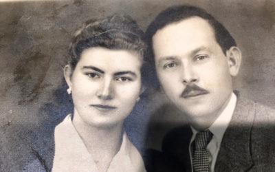 Leah and Menachem Srolovits