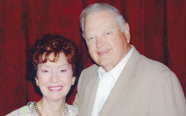 Roz and Larry Goodman recall their Passaic High School years with pride.