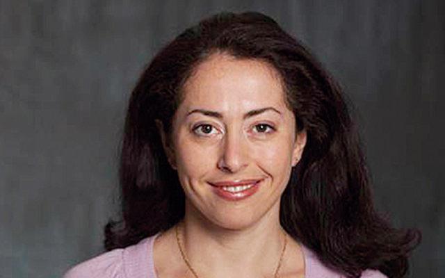 Dr. Marina Holz (Courtesy YU)