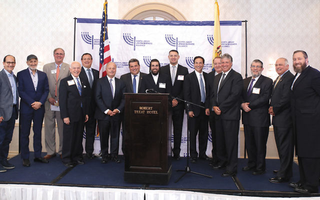 North Jersey Jewish Business Alliance hosts legislative and