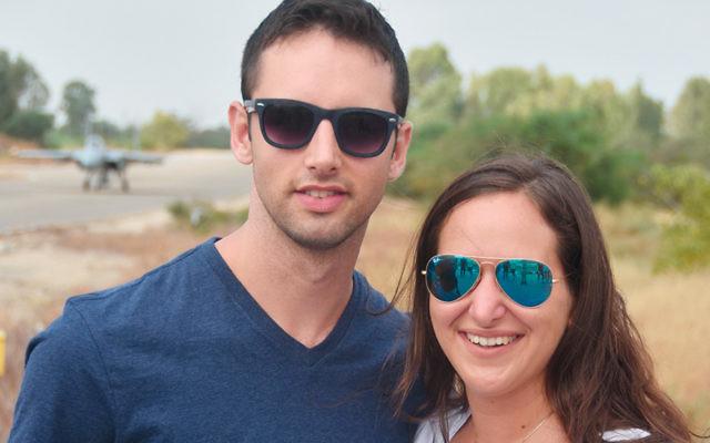 Scott Nadler and Monica Steinberg (Scally Photography)