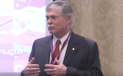 Stephen Halbrook (Screenshot from YouTube)
