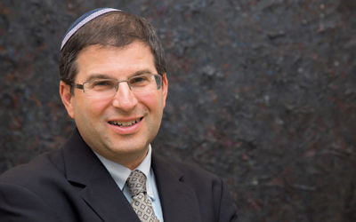 Rabbi Seth Farber has led Itim to challenge Israel's government rabbinate on issues of conversion and mikvah privacy.