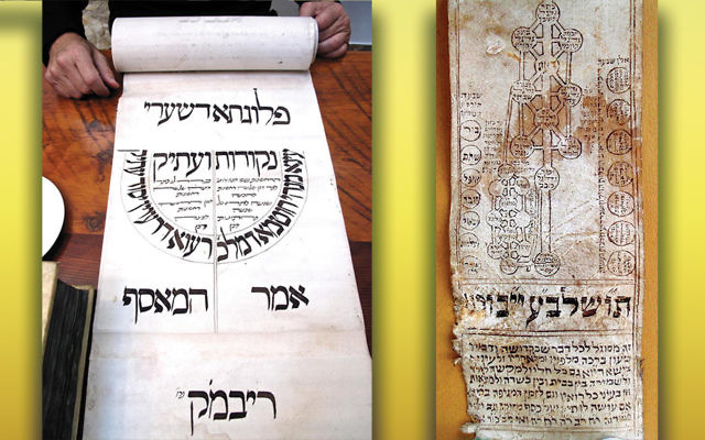Kabbalistic maps of the divine reality at ilanot.haifa.ac.il.