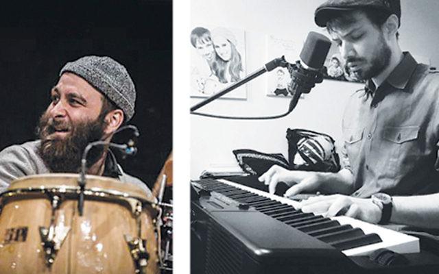 Marlon Sobol, left, and Tali Yess (Photos courtesy Chabad)