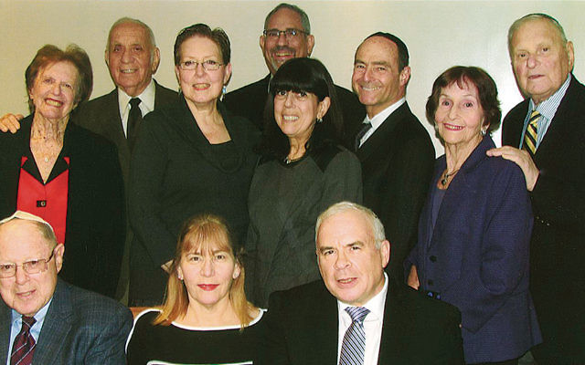 JNF will honor these local members on December 11.  (Photo provided)