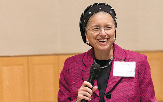 Rebbetzin Meira Davis (Courtesy YU)