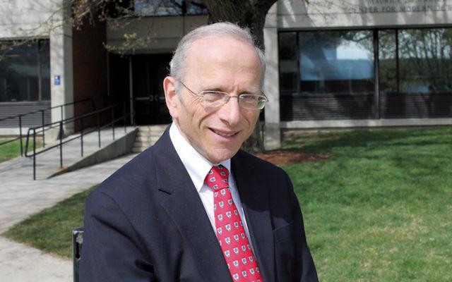 Dr. Jonathan Sarna (Uriel Heilman)
