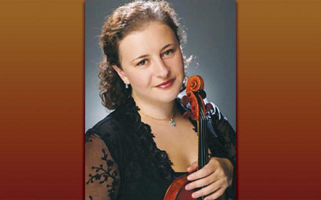 Yulia Ziskel  (Courtesy Temple Beth El)