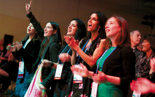 Delegates to the URJ 2017 biennial in Boston included Reform Jews from 500 congregations, 51 states and territories, six Canadian provinces, and 12 others countries, according to the URJ. (Photos Courtesy of the Union for Reform Judaism)