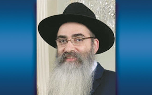 Rabbi Mordechai Shain (Courtesy LOTP)