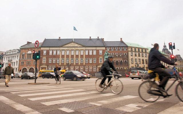 The Copenhagen-based Danske Bank at center of New Jersey anti-BDS law.