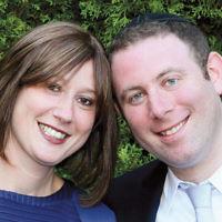 Ruthie and Chazan Shim Craimer