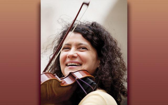 Violinist-vocalist Iva Bittová (Courtesy Jewish Museum)