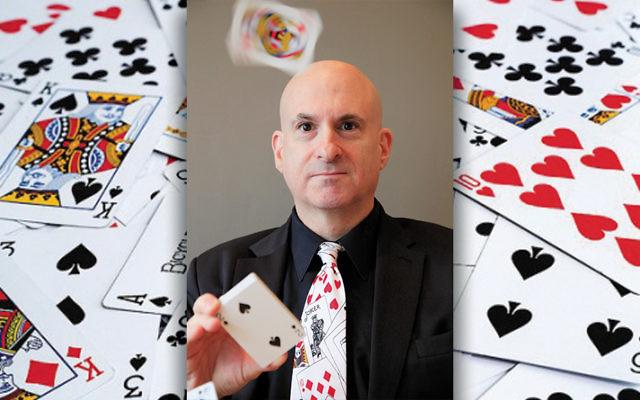 Magician Jonathan Blair (Jo Rosen Photography)