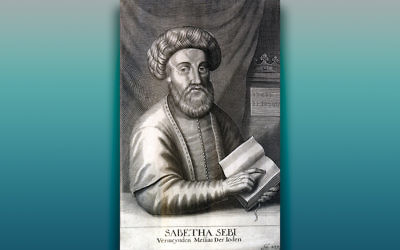 Some Jews thought that Sabbatai Zevi was the messiah — until his forced conversion to Islam. (Wikimedia Commons)