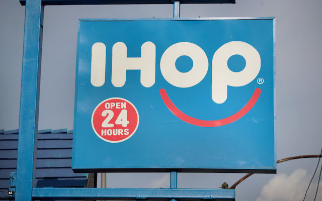 A view of an IHOP in Chicago, Aug. 10, 2017. (Scott Olson/Getty Images)