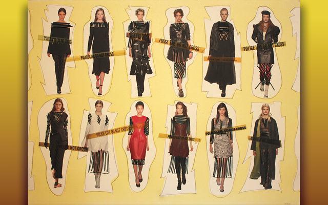 """Tznius Police"" by Miriam Stern"