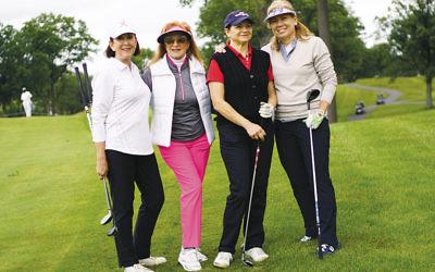 Beth Shiffman, Cynthia Low, Esther Feldman, Terri Katz