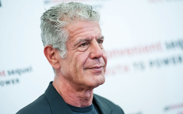 Author, chef, world traveler, and TV host Anthony Bourdain brought his viewers fresh cultural and political perspectives from around the globe.