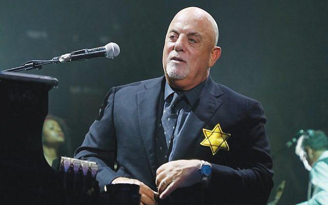 Billy Joel (Myrna M. Suarez/Getty Images)