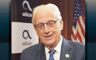 Congressman Bill Pascrell (Courtesy Norpac)